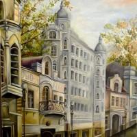 Вулицею міста
